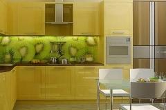 Кухонный фартук с напечатанной фотографией