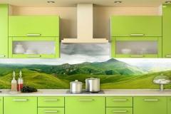 Кухонный фартук с полноцветной фотографией